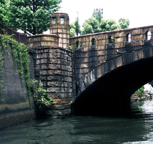 常磐橋(旧 常盤橋)