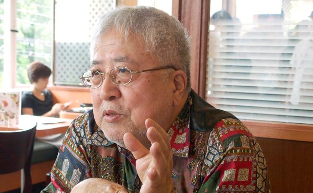 山田泰雄さん