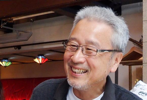 写真家の石田紘一さん