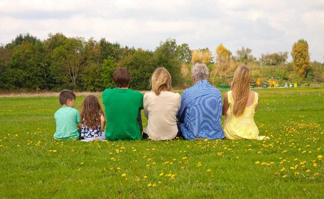 祖父母世代とママ世代・孫世代