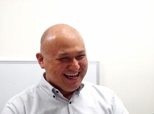 (株)ヘルスビジネスマガジン社 編集長 花里淳一さん