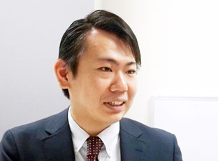 (株)ヘルスビジネスマガジン社 編集企画部 檜山正明さん