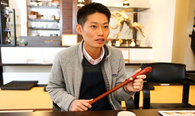 株式会社GAARU 奥村嘉之さん